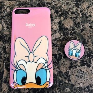 NEW Daisy Duck Phone Case and Popsocket